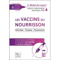 Les vaccins du nourrisson - Diphtérie - Tétanos - Poliomyélite