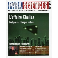 Parasciences n°112 - L'affaire Challex
