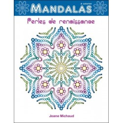 Perles de renaissance - Mandalas à colorier