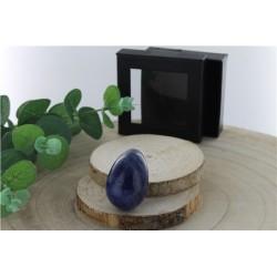 Oeuf Aventurine Bleue 4.5 cm