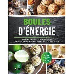 Boules d'énergie - Sans cuisson. sans gluten et se congèlent