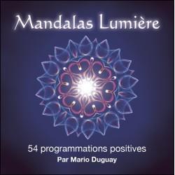 Mandalas Lumière - 54 programmations positives
