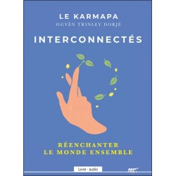 Interconnectés - Réenchanter le monde ensemble - Livre audio CD MP3