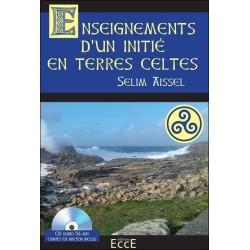 Enseignements d'un initié en terres celtes - Livre + CD