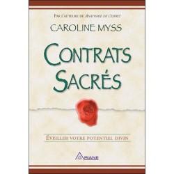 Contrats sacrés - Eveiller votre potentiel divin