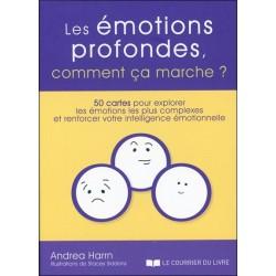 Les émotions profondes. comment ça marche ? Coffret