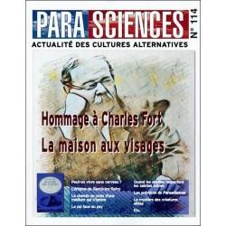 Parasciences n°114 - Hommage à Charles Fort - La maison aux visages