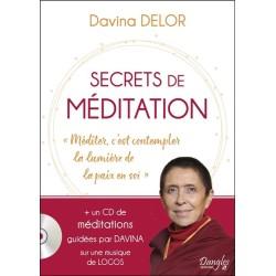 Secrets de méditation - Livre + CD