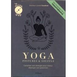 Yoga. postures & souffle - Livre + DVD