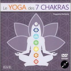 Le Yoga des 7 Chakras - Livre + DVD
