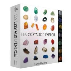 Les cristaux d'énergie - Coffret