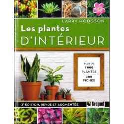 Les plantes d'intérieur - Plus de 1000 plantes - 300 fiches