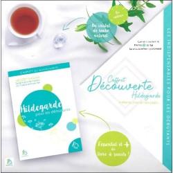 Coffret Découverte Hildegarde - Mon carnet les indispensables Hildegarde pour les débutants