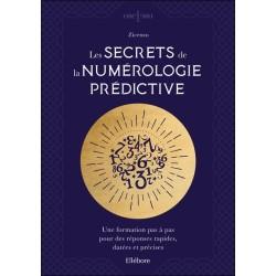 Les secrets de la numérologie prédictive - Une formation pas à pas pour des réponses rapides, datées et précises