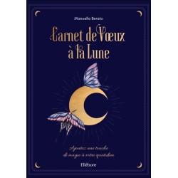 Carnet de Voeux à la Lune - Ajoutez une touche de magie à votre quotidien