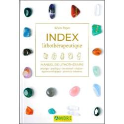 Index lithothérapeutique - Manuel de lithothérapie