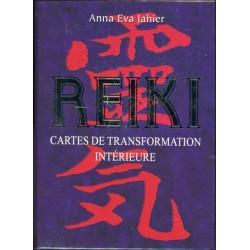 Reiki - Cartes de transformation intérieure - Coffret