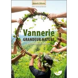 Vannerie grandeur nature - Buissonnière et collective