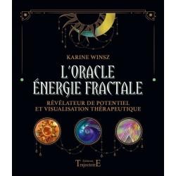 L'Oracle Energie Fractale - Révélateur de potentiel et visualisation thérapeutique