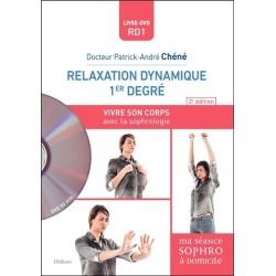 Relaxation dynamique 1er degré - RD1 - Vivre son corps avec la sophrologie