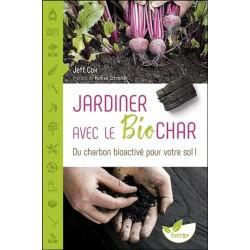Jardiner avec le biochar - Du charbon bioactivé pour votre sol !