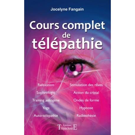 Cours complet de télépathie_(Développement personnel_Hypnose - Télépathie - Intuition -)