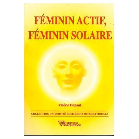 Féminin actif. féminin solaire_(Développement personnel_Développement perso - Réussite)