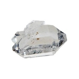 Quartz Diamant d'Erkimer - Lot de 2 gr.