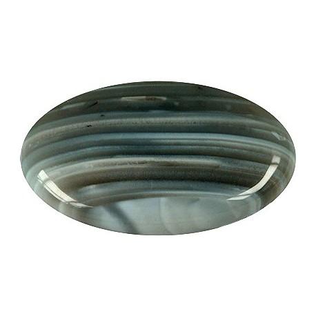 Galet Agate rubanée - 3,5 x 4 cm - La pièce