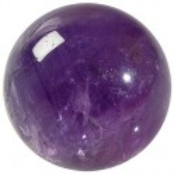 Sphère Améthyste 40 mm - La pièce