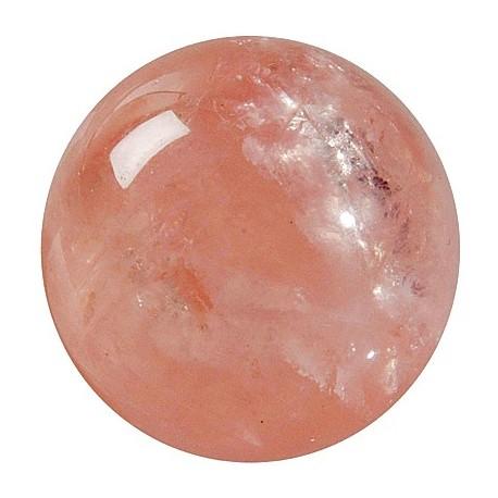 Sphère Quartz Rose 40 mm - La pièce