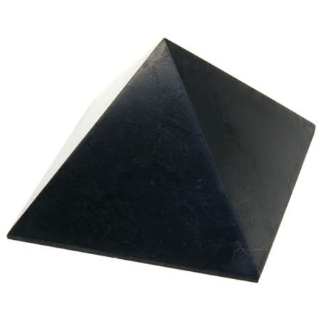 Pyramide Tourmaline noire 30 mm - La pièce